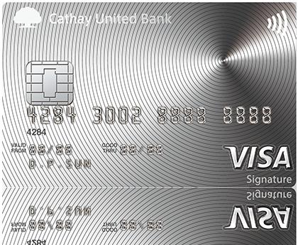 現金回饋御璽卡- 信用卡介紹- 信用卡- 國泰世華銀行